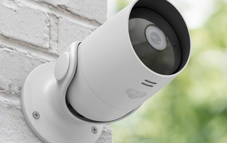 Na trg prihaja Hama nadzorna kamera, WLAN, za zunanjo montažo, brez zakasnitve, nočno snemanje in mikrofon, 1080p