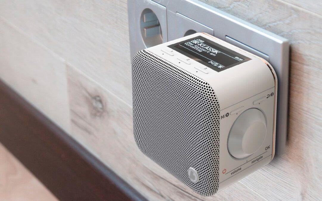 "Prodajna uspešnica Hama ""DR40BT-PlugIn"" Digitalni Radio, FM/DAB/DAB+/Bluetooth®"