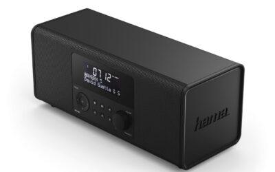 """Novo ! Hama """"DR1400"""" Digitalni Radio, FM/DAB/DAB+"""