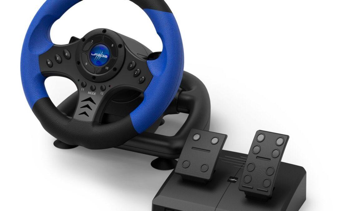 "Novi Hama uRage ""GripZ 500"" Gaming volan"